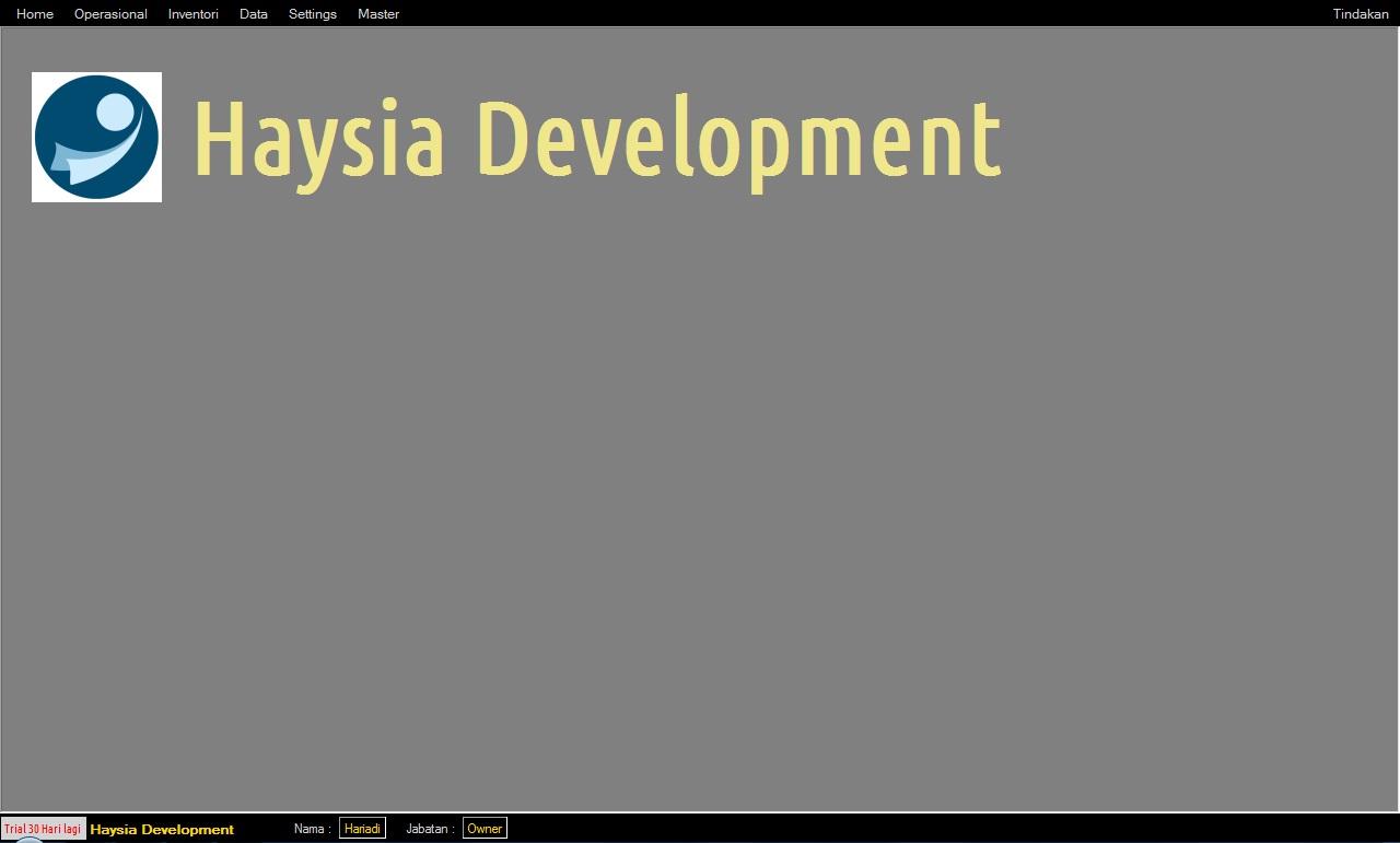 Haysia Trading 2020
