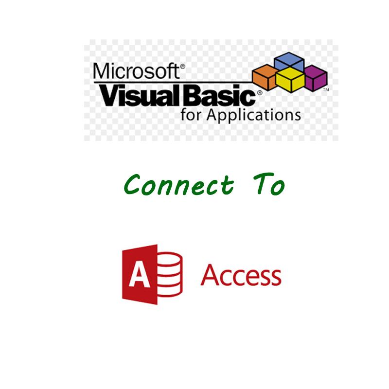 Cara Membuat Koneksi Visual Basic 6 ke database MS Access
