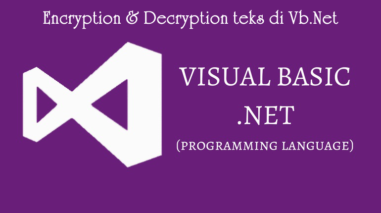 Encryption & Decryption String (Text) di Vb.Net